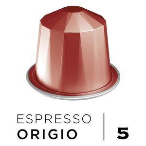 CAFÉ BELMIO Café Espresso Origio Intensité 5 - Compatib