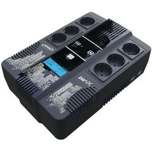 ONDULEUR INFOSEC ZEN X Onduleur Line Interactive 800 VA 6 P