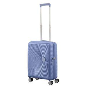 VALISE - BAGAGE Valise Rigide Soundbox 55cm Bleu 1292 DENIM BLUE 0