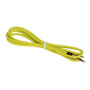 CÂBLE TV - VIDÉO - SON Câble de 3,5 mm audio auxiliaire Câble mâle à mâle