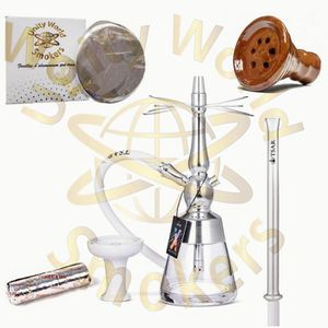 CHICHA - NARGUILÉ  PACK CHICHA STEAMULATION PRIME+VORTEX+KALOUD+TOM