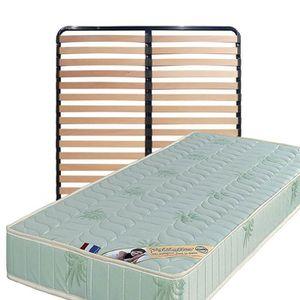 MATELAS Matelas 140x190 + Sommier Démonté + pieds + Protèg