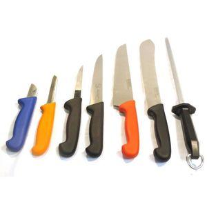 COUTEAU DE CUISINE  Sheffield en Professional Trade Ensemble de coutea