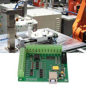 Contr/ôleur de mouvement CNC carte dinterface USB MACH3 verte /à 5 axes Carte de contr/ôle de mouvement CNC avec volant syst/ème de commande de mouvement de liaison