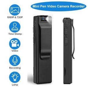 CAMÉRA IP BOBLOV 1080P Mini Caméra de Surveillance avec Clip