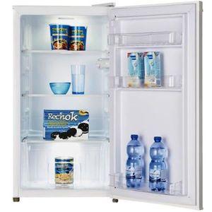 RÉFRIGÉRATEUR CLASSIQUE Refrigerateur blanc 92Ltable top