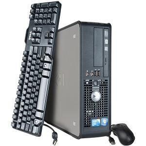 UNITÉ CENTRALE  Dell Optiplex 780 SFF - E5300 2,60GHz - Windows 7