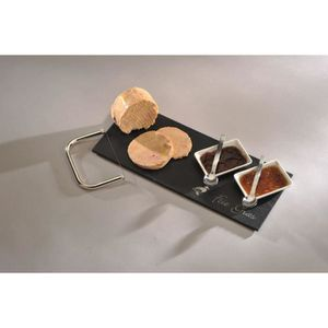 SERVICE COMPLET LEBRUN - 921071 - Service à foie gras 6 pièces