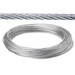 FIXMAN Galvanisé Câble 6 mm x 10 m 858237