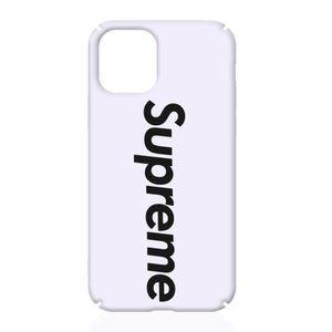 COQUE - BUMPER Coque iPhone 11,Supreme Blanc Coque Compatible iPh