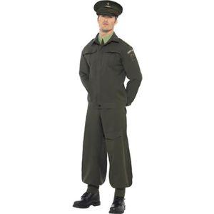 DÉGUISEMENT - PANOPLIE Deguisement Home Guard Britanniq...