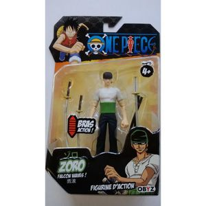 FIGURINE - PERSONNAGE One Piece - Action Figure - Figurine Zoro 12 cm