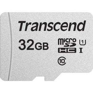 CARTE MÉMOIRE Transcend Premium 300S Carte microSDHC 32 Go Class