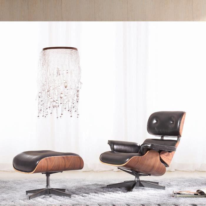 Fauteuil Charles Eames inspiré Chaise Longue