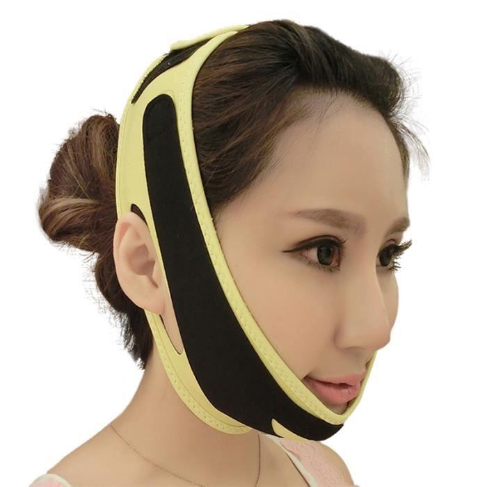 Lifting V Masque Lifting Bandage double menton Masque