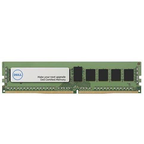 Dell Module de Ram 8 Go Ddr4 2666/Pc4 21300 Ddr4 Sdram Cl19 1,20 V Ecc Enregistré 288 broches Dimm