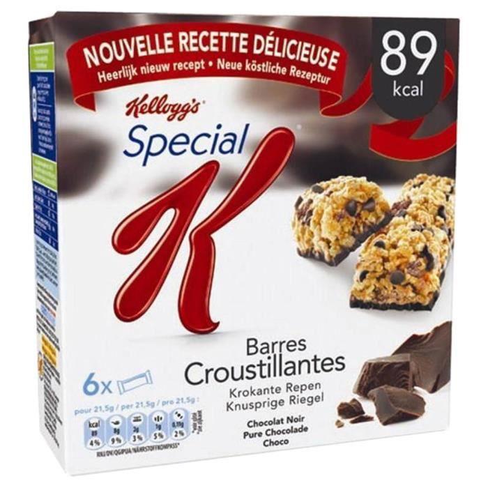 Kellogg's - Kellogg's Spécial K Barre Choco (lot de 30)