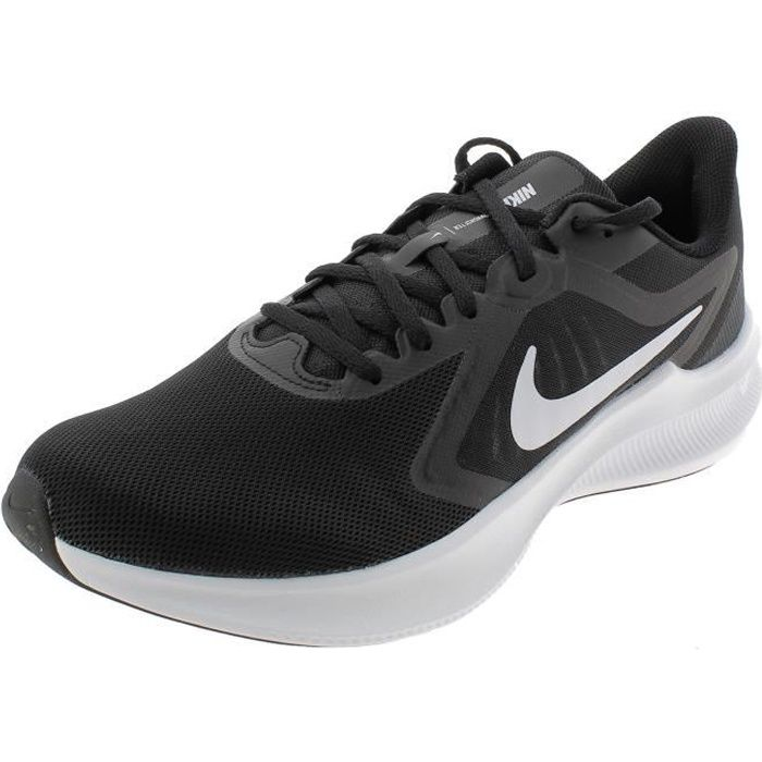 NIKE Baskets Downshifter 10 Noir/Blanc