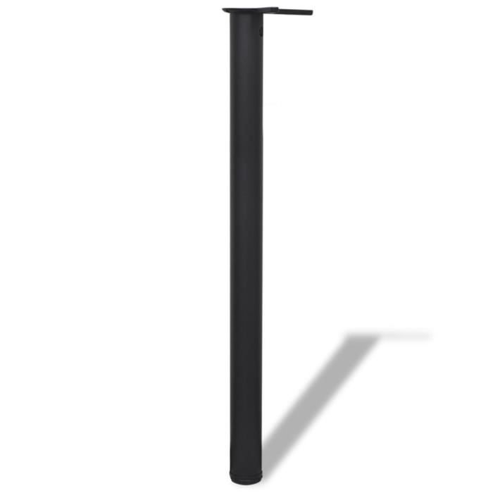PIED DE TABLE R10 Cet ensemble de 4 pieds de table de qualite su