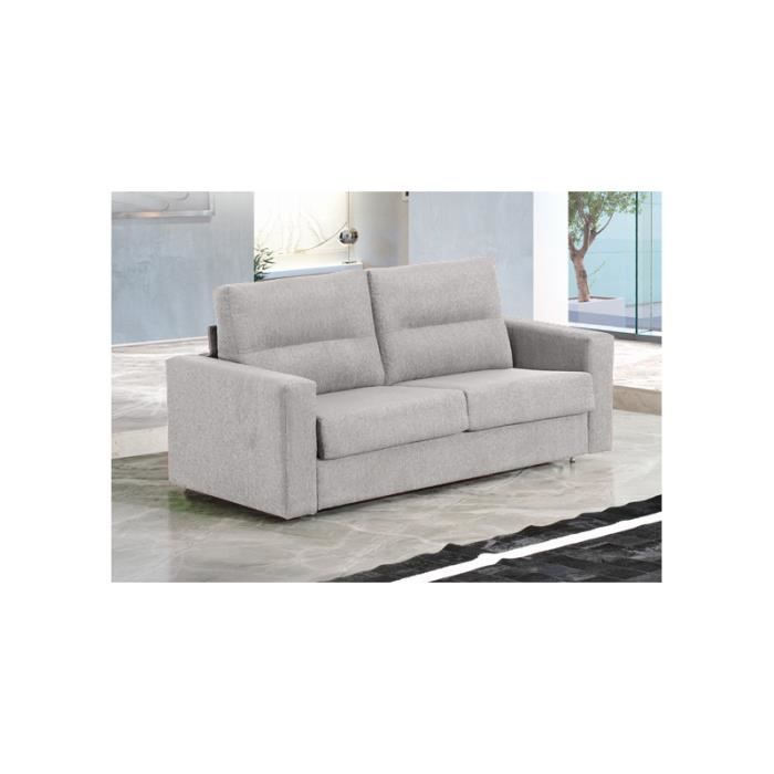 Canap convertible rapido 3 achat vente canap sofa for Enlever aureole canape tissu