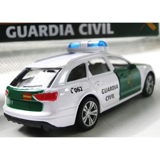 voiture de police espagnol guardia civil audi achat vente voiture camion cdiscount. Black Bedroom Furniture Sets. Home Design Ideas