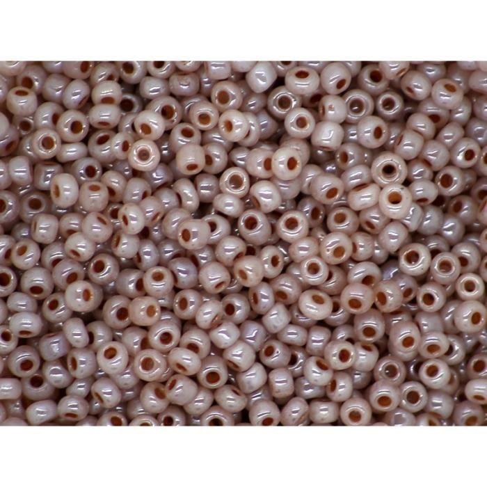 Perles noires dures 3mm