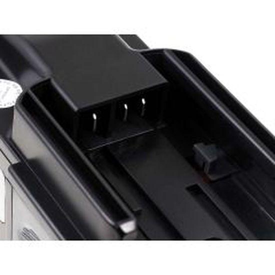 System 3000 BXS12 NiMH 12V 3000mAh//36Wh NiMH Noir Batterie pour AEG type//réf