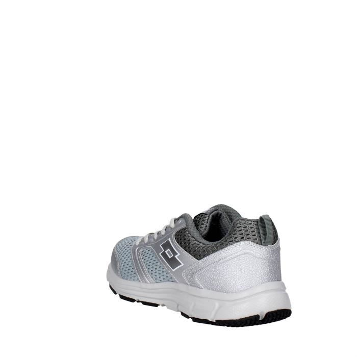 Lotto Baskets Homme Gris, 46