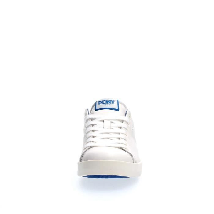 41 Homme PONY WHITE PONY SNEAKERS Homme SNEAKERS WHITE cPRF7B