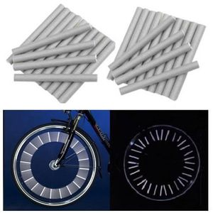 Vélo Rayons Réflecteurs rayons Projecteur 4 pièces NEUF