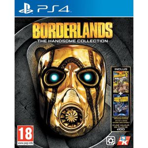 JEU PS4 Borderlands The Handsome Collection Jeu PS4