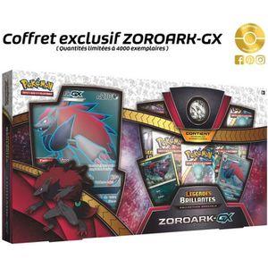 CARTE A COLLECTIONNER Coffret Pokemon - Zoroark GX 210PV (en Français)