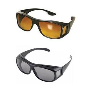 LUNETTES DE SOLEIL Polarized Day & Night Vision Uv Protected Hd Lunet