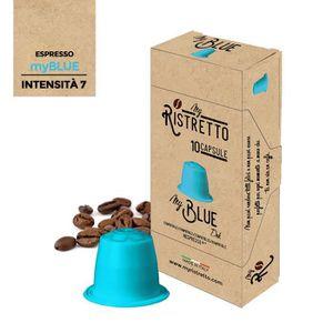 CAFÉ 100 Capsules de café compatibles Nespresso – Café