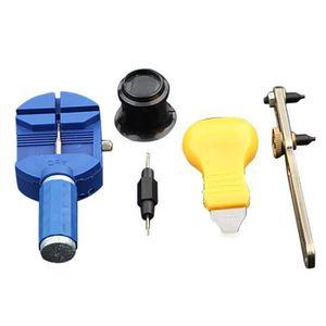 OUTILS D HORLOGER HY Kit 5 Outil Réparation Démontage Bracelet Boîti