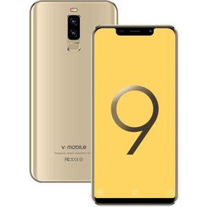 SMARTPHONE Telephone portable S9(2019)4G Smartphone Pas Cher
