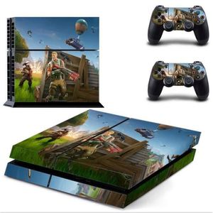 STICKER - SKIN CONSOLE PS4 Vinyl Decal Autocollant Skin Sticker pour Play