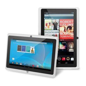 "TABLETTE TACTILE BLANC Tablette tactile 7""HD 8Go"