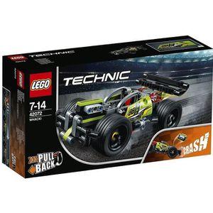 ASSEMBLAGE CONSTRUCTION LEGO® Technic 42072 TOUT FEU !