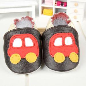 CHAUSSON - PANTOUFLE chaussures de bébé doux bambin Chaussons Bébé en C