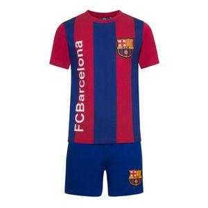 Neuf Enfants Garçons Filles Arsenal Football Club Shortie Pyjama Set Bleu//Rouge 3-4 ans