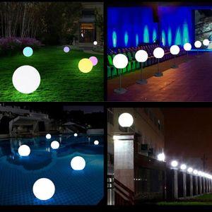 PROJECTEUR - LAMPE Lampe flottante LED RVB Lumière éclairage spot pou