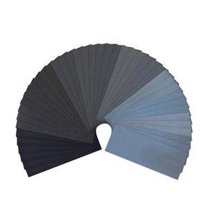 101,6/cm longues bandes abrasives Grain 180/de feuille abrasifs papier de sable feuille