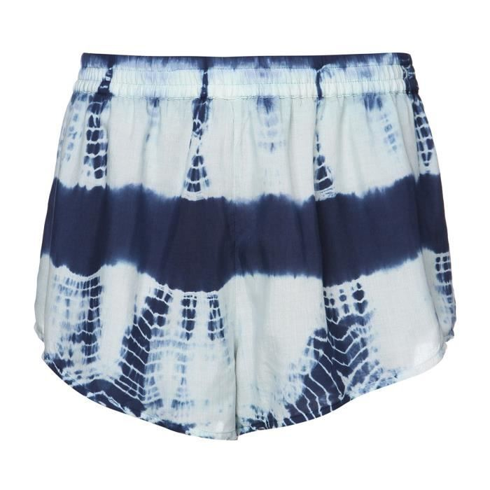 VOLCOM Short Weather - Femme - Bleu