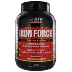 STC Nutrition Iron Force Puissance et Volume 90...