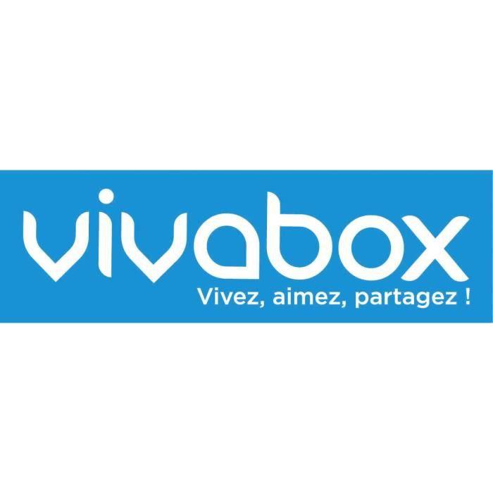 Coffrets de bain et de soins Vivabox - Coffret cadeau couple – 3 JOURS EN EUROPE DU NORD - 105 séjours + 1 livre de rece 84273