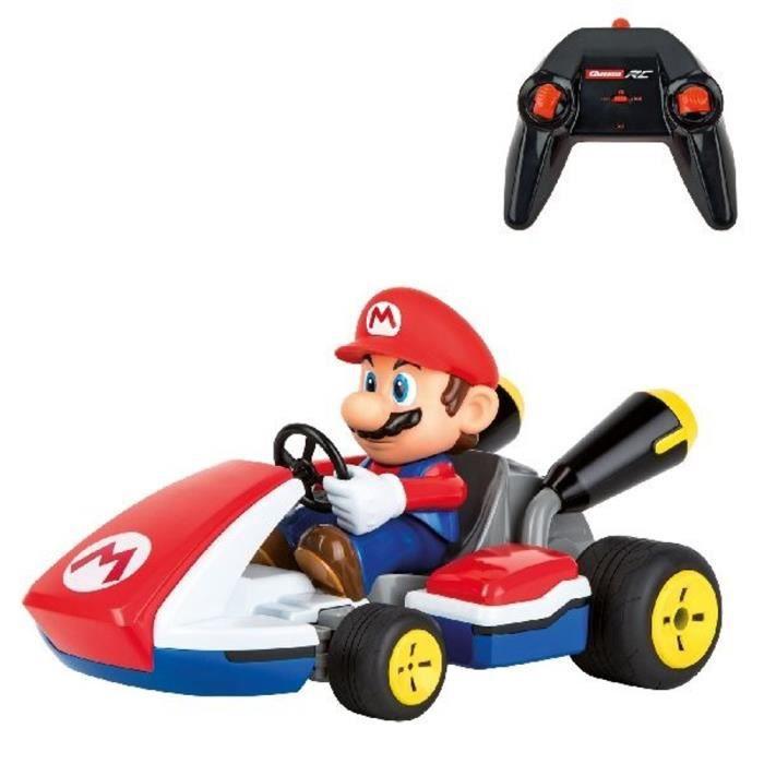 Carrera RCMario KartTM , Mario - Kart Racer with Sound