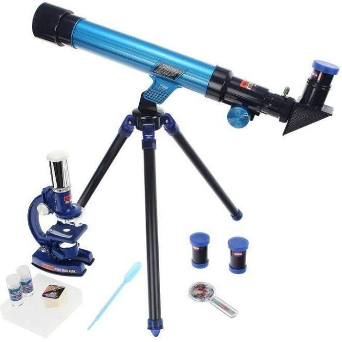 Microscope + Téléscope Deluxe