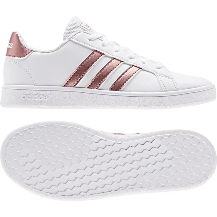 Chaussures de tennis kid adidas Grand Court