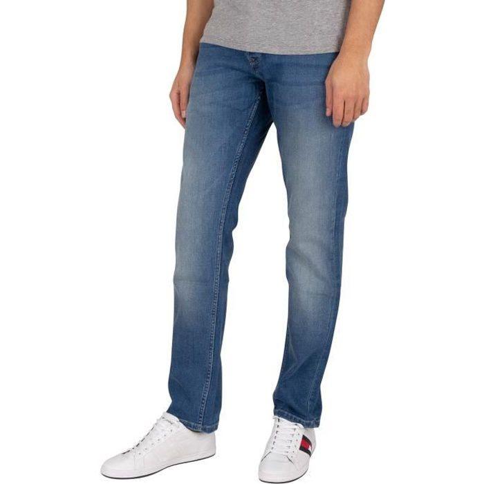 Pepe Jeans Pour des hommes Jeans Regular Cash, Bleu
